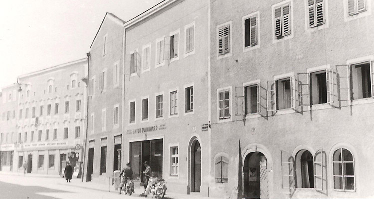 Haus-Rossmarkt